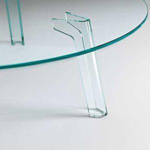 Кофейный столик Fiam - Flute