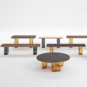 Кофейный столик Fiam Lands
