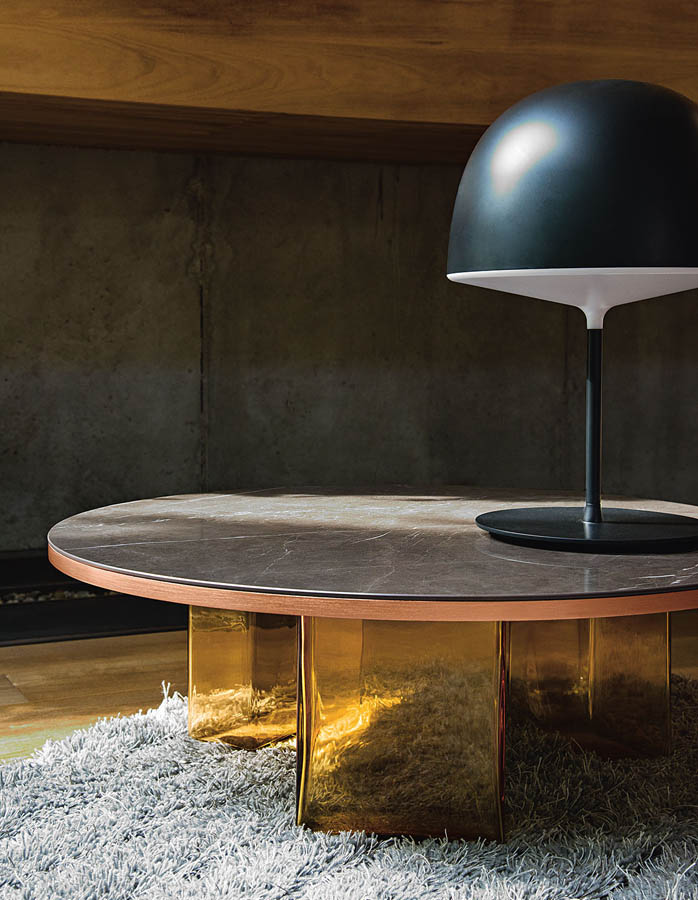 Fiam (RU) Кофейный столик Fiam Lands