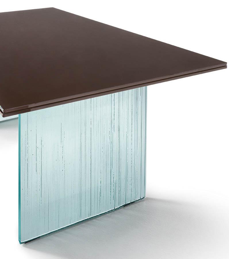 Fiam Обеденный стол Fiam – Waves