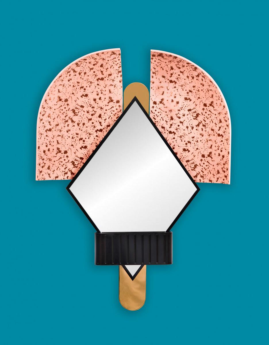 Houtique Зеркало Houtique — Bonnet Mirror