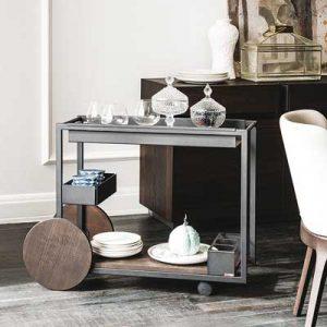 Сервировочный столик Cattelan Italia - Brandy