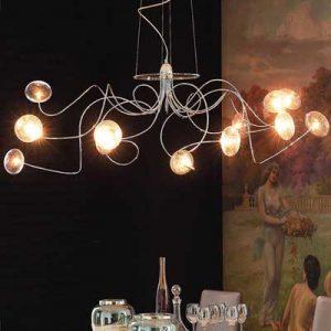 Подвесной светильник Cattelan Italia - Oktopus