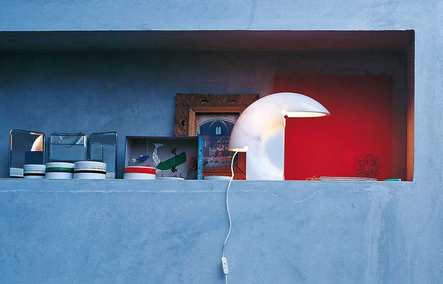 Настольная лампа Flos Biagio (F0700000)