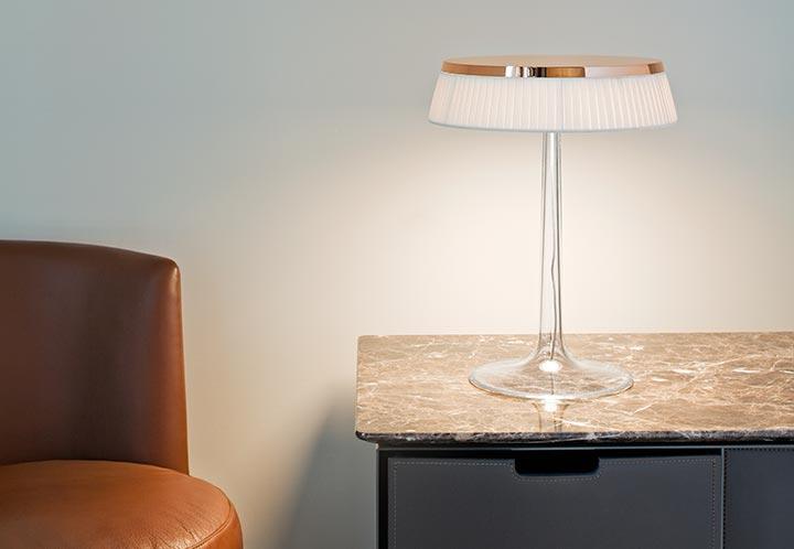 Flos Настольная лампа Flos Bon Jour (F1032009)