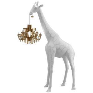 Торшер Qeeboo Giraffe in love в салоне Enre в Киеве