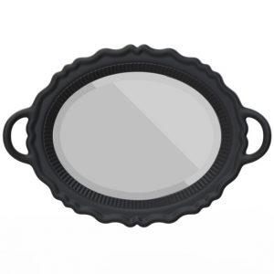 Настенное зеркало Qeeboo Plateau в салоне Enre в Киеве