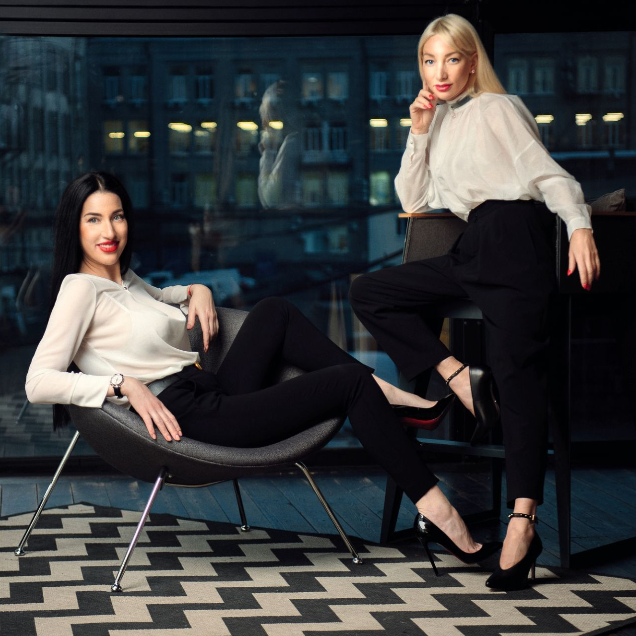 Модный дом для селебритиз от Евгении Херувимовой и Лики Спиваковской