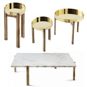 Кофейный столик Twelve - Galotti&Radice