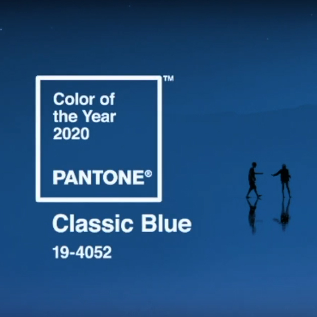 Цвет Pantone 2020