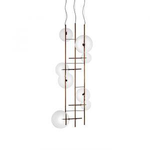 Подвесной светильник Bolle Tela - Galotti&Radice