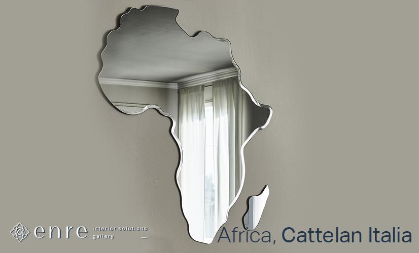 Африканские мотивы в интерьере