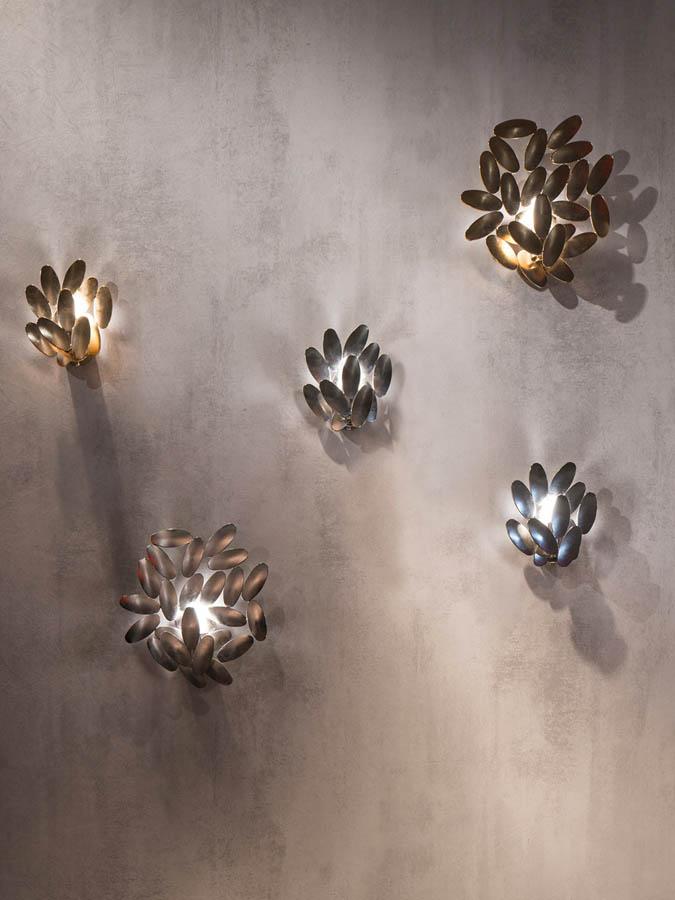Opinion Ciatti Бра Opinion Ciatti – Foliae wall lamp