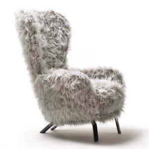Кресло Opinion Ciatti - Guelfo Fur