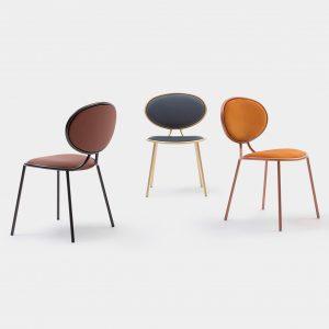Обеденный стул Otto - Bonaldo