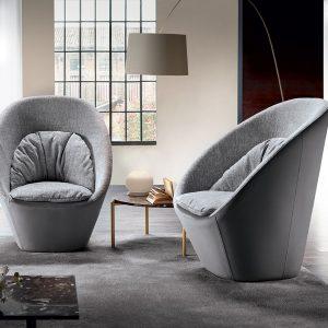 Кресло Molly от итальянского производителя Formerin