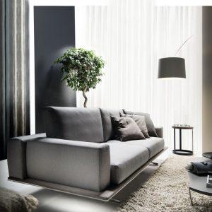Модульный диван Mastroianni от итальянского бренда Formerin