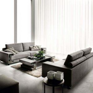 Модульный диван Visconti от итальянского бренда Formerin