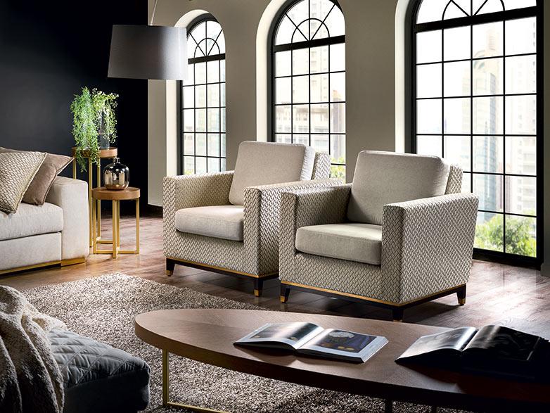 Formerin (RU) Модульный диван Parioli от итальянского бренда Formerin