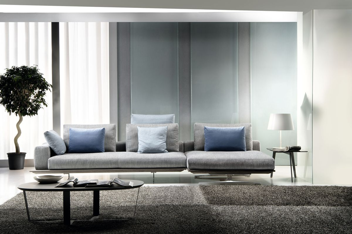 Formerin (RU) Модульный диван Mastroianni от итальянского бренда Formerin