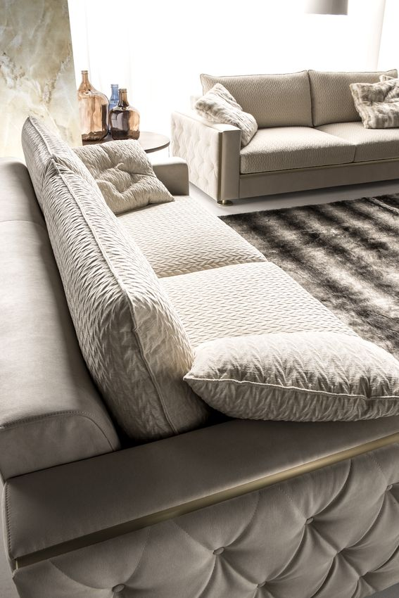 Formerin Модульный диван Manfredi от итальянского бренда Formerin