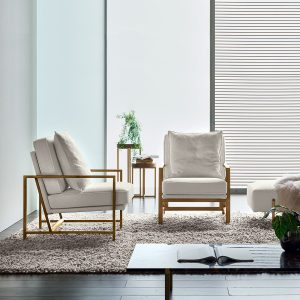 Кресло Brera от итальянского производителя Formerin