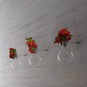 Настенная ваза Il bulbo от итальянского бренда Vesoi