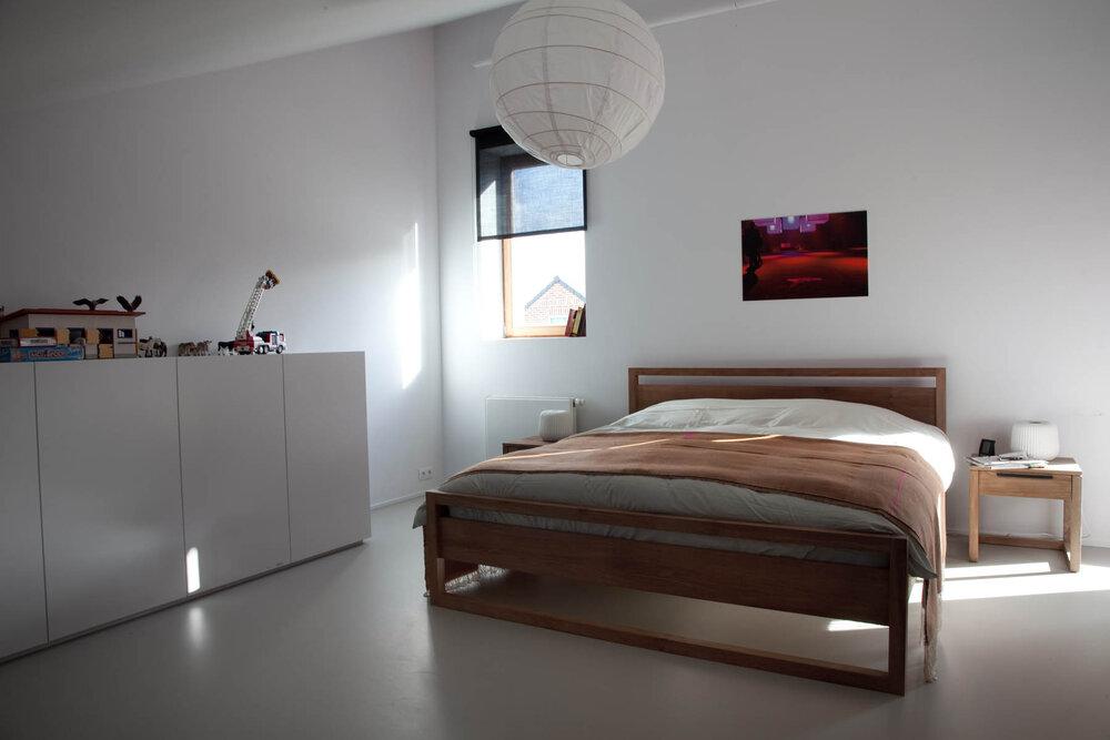 Ethnicraft (RU) Кровать Teak Light от бельгийского бренда Ethnicraft