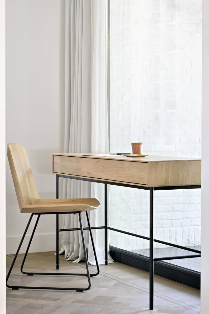 Ethnicraft (RU) Письменный стол Whitebird от Ethnicraft в ENRE