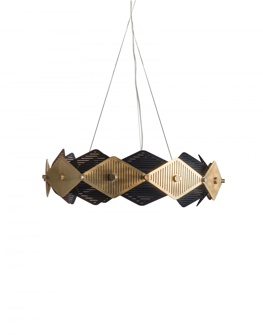Подвесной светильник Rote от английского бренда Bert Frank