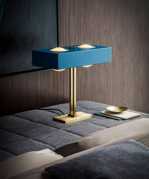 Bertfrank Настольная лампа Kernel от британского бренда Bert Frank