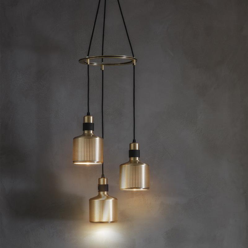 Bertfrank Подвесной светильник Riddle от английского бренда Bertfrank