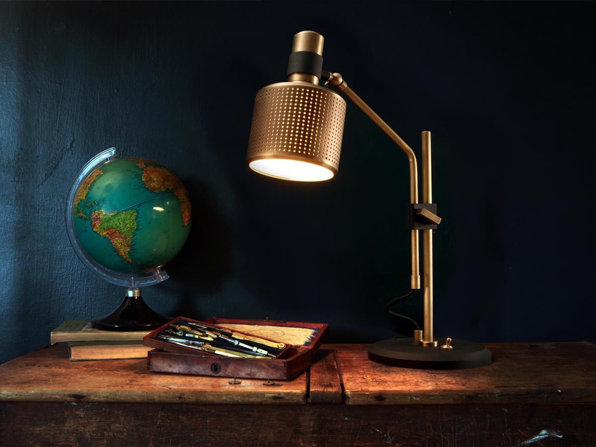 Bertfrank Настольная лампа Riddle от британского бренда Bert Frank