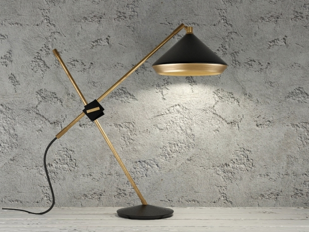 Bertfrank Настольная лампа Shear от британского бренда Bert Frank