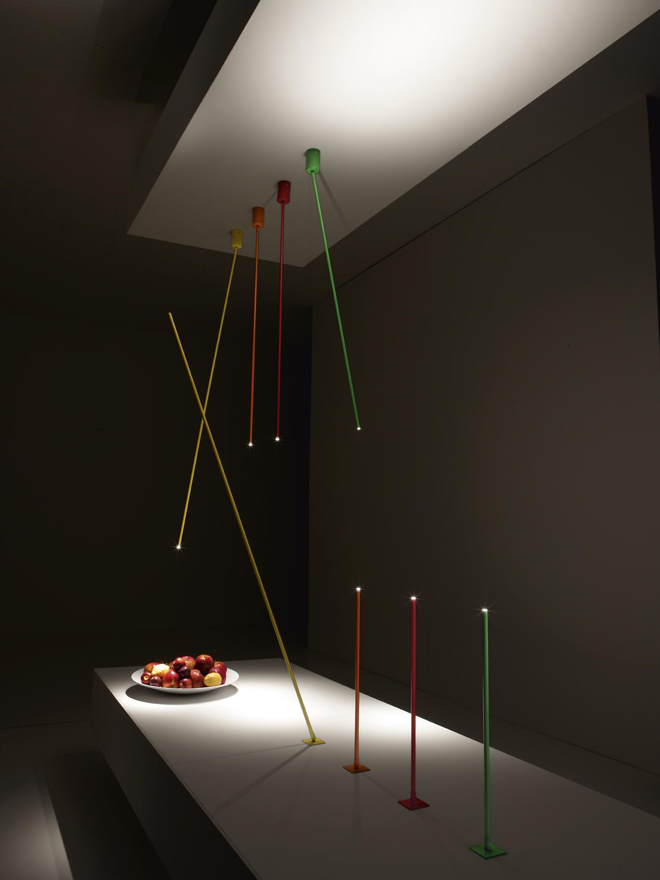 Vesoi Потолочный светильник Tubetto от итальянского бренда  Vesoi