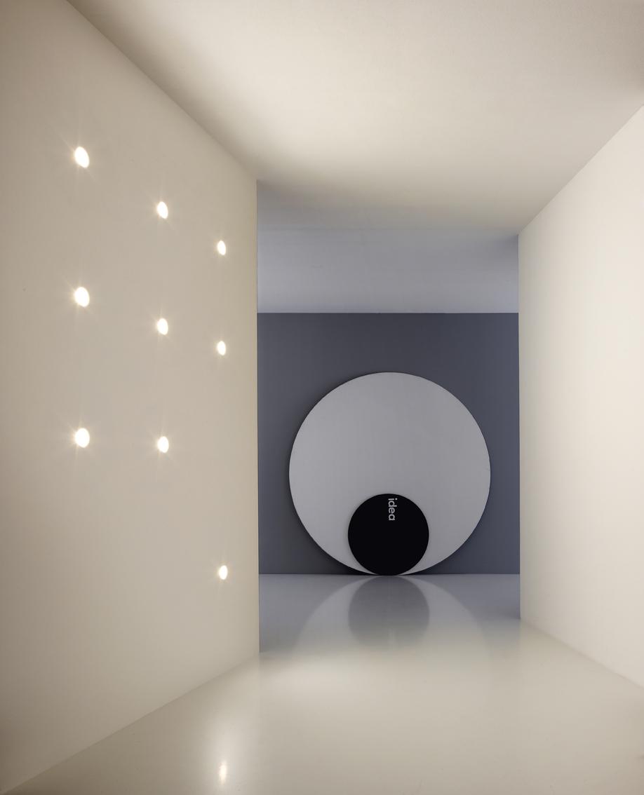 Vesoi Встраиваемый светильник Gessoled от итальянского бренда Vesoi