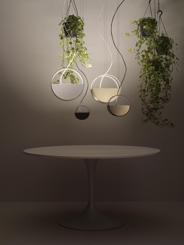 Подвесной светильник Tambour от итальянского бренда Vesoi