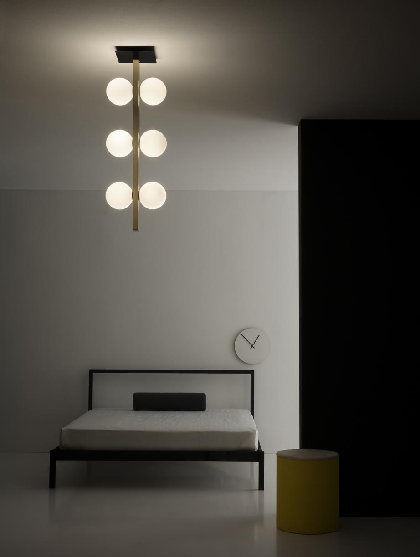 Vesoi Потолочный светильник ICS от итальянского бренда  Vesoi