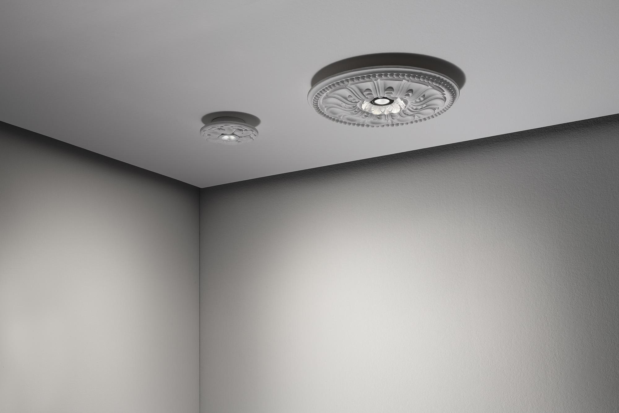 Vesoi (RU) Потолочный светильник Idea Stucco от итальянского бренда Vesoi