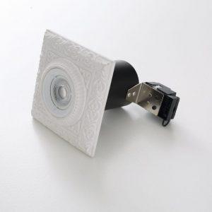Встраиваемый светильник Idea Stucco от бренда Vesoi