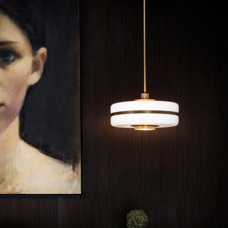 Bertfrank Подвесной светильник Masina от английского бренда Bert Frank