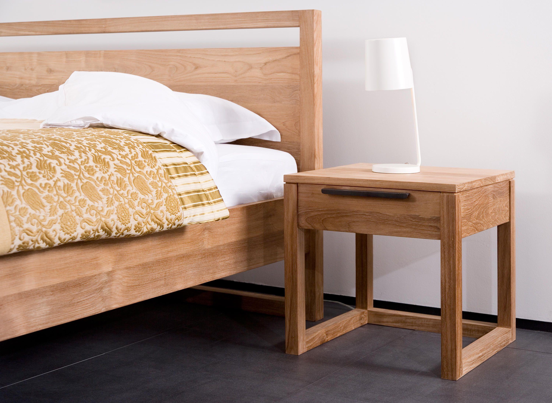 Кровать Teak Light от бельгийского бренда Ethnicraft