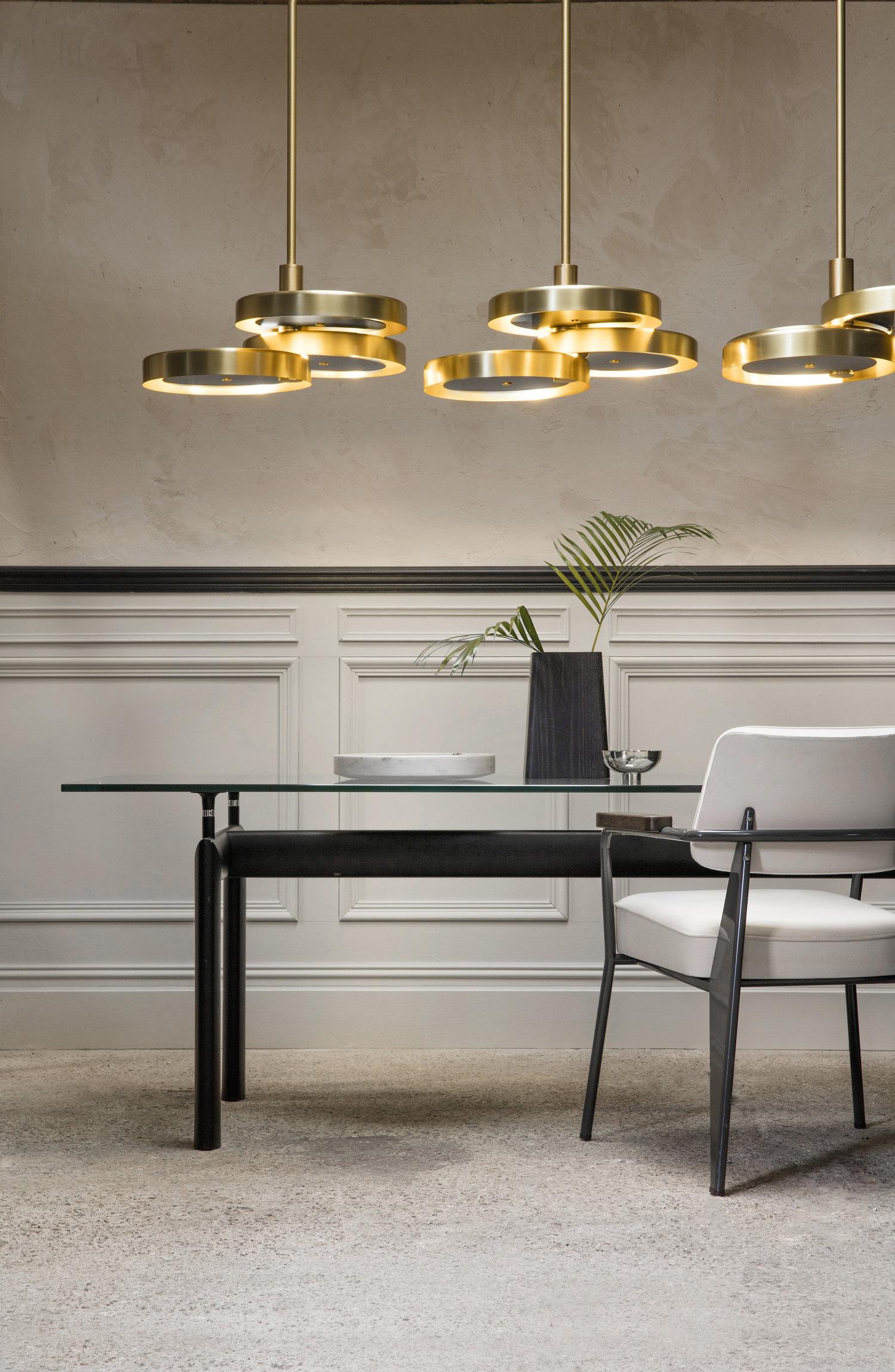 Bertfrank Подвесной светильник Triarc от английского бренда Bert Frank