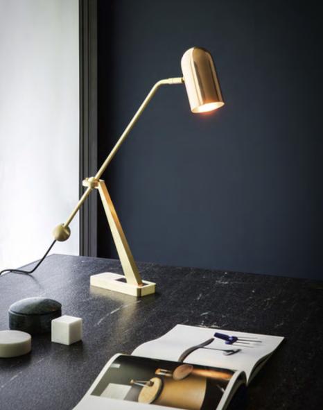 Bertfrank Настольная лампа Stasis от британского бренда Bert Frank