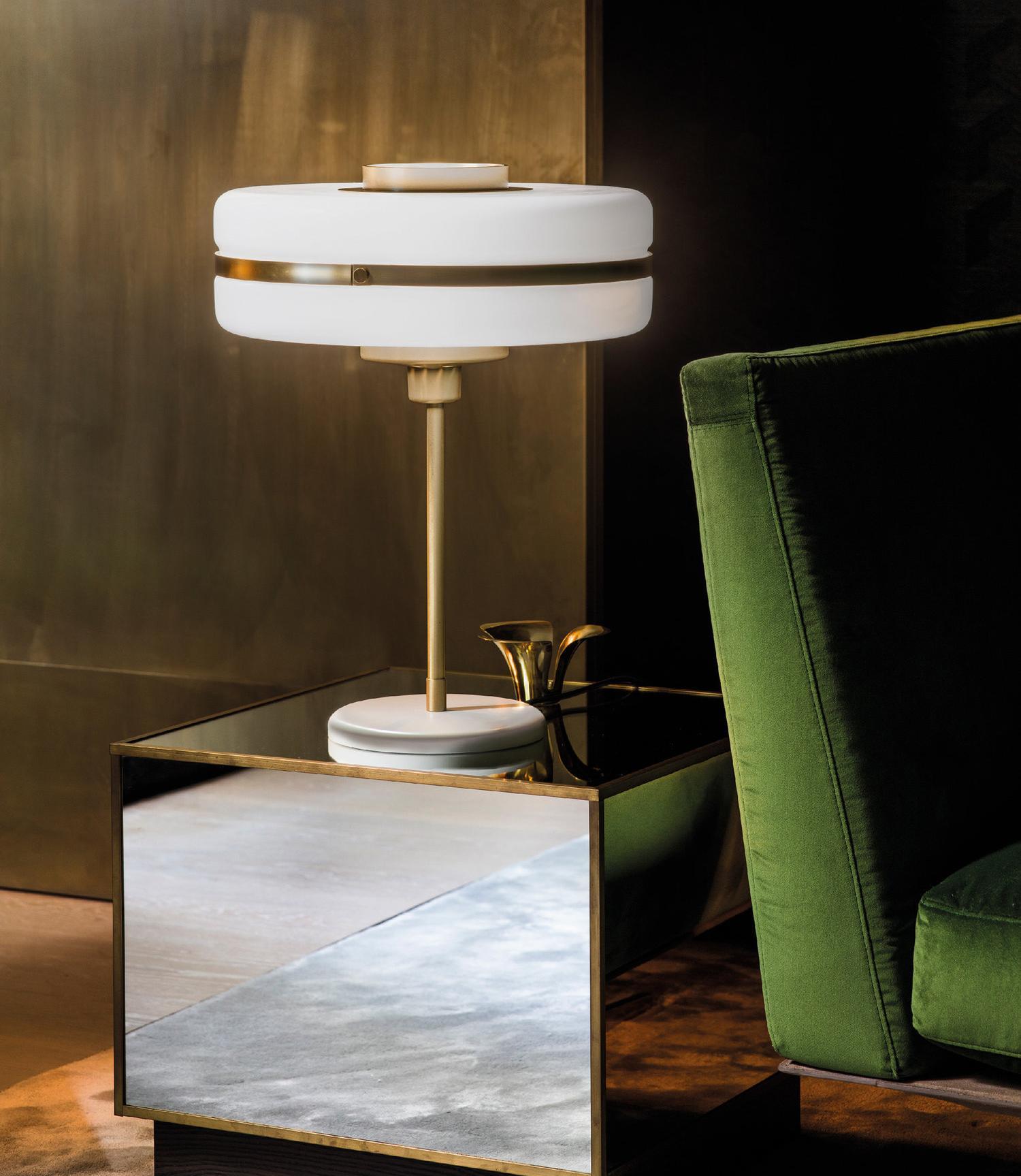 Bertfrank Настольная лампа Masina от английского бренда Bert Frank