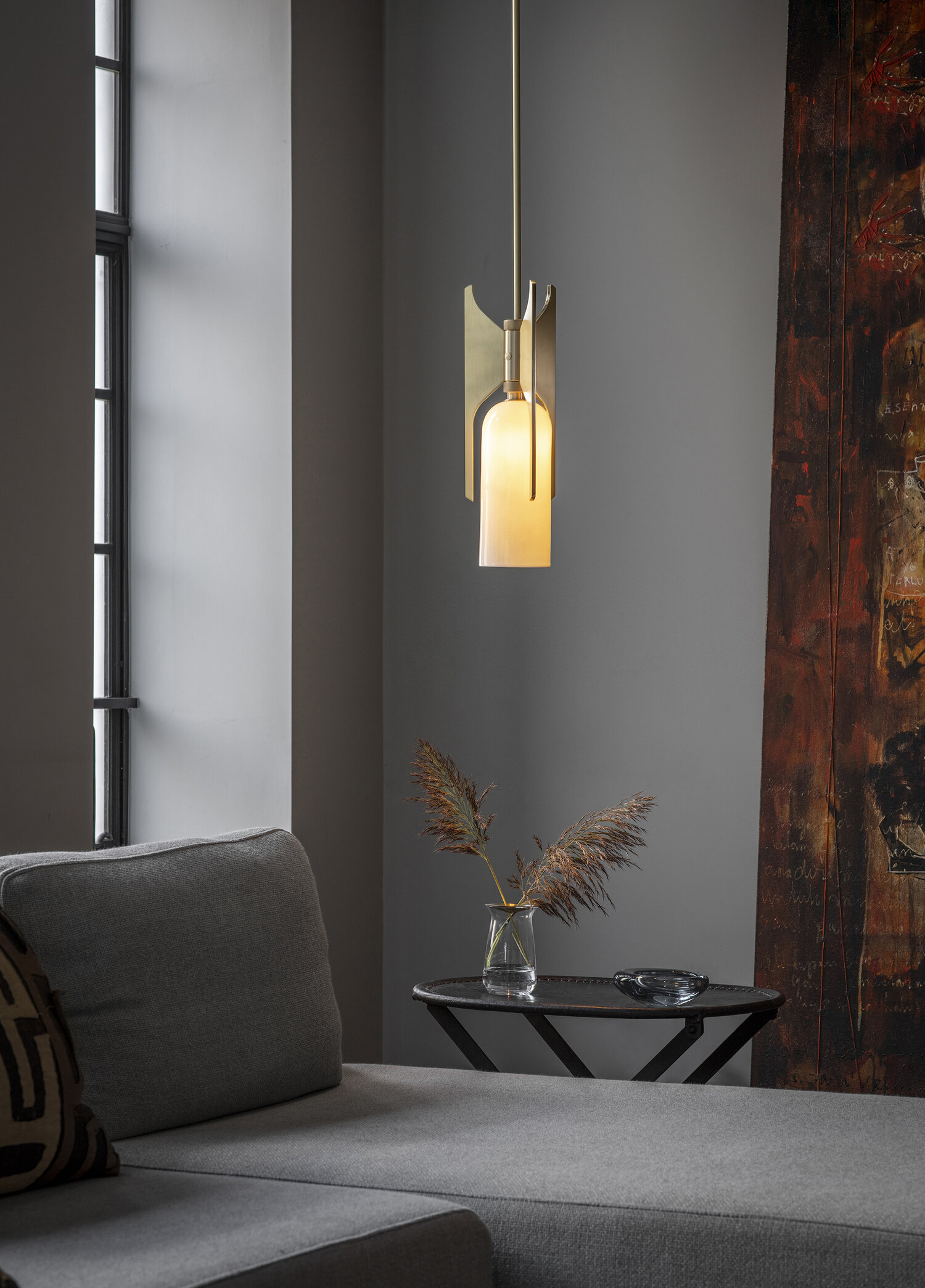 Bertfrank Подвесной светильник Pennon от английского бренда Bert Frank