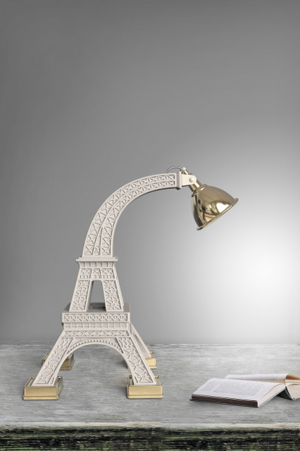 Qeeboo Настольная лампа Paris от итальянского бренда Qeeboo