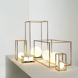Настольная лампа Multipolo от итальянского бренда Vesoi
