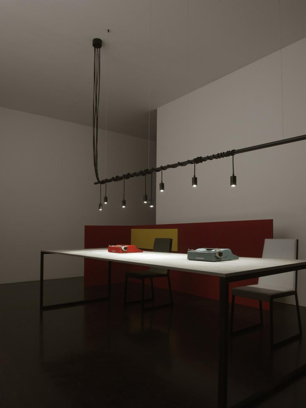 Vesoi Подвесной светильник Idea Barra от итальянского бренда  Vesoi