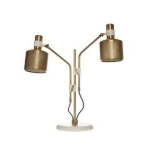 Настольная лампа Riddle от британского бренда Bert Frank